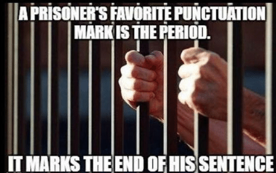50 Puns About Crime And Lawbreakers