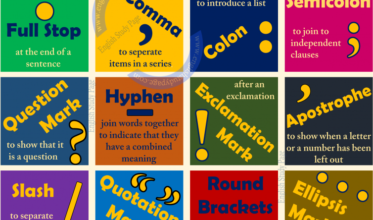 A unified approach to the proper use of punctuation in